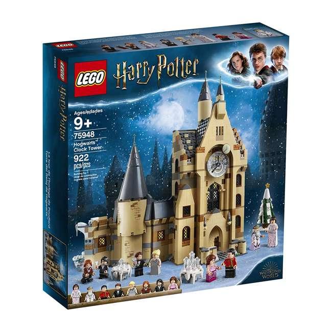 6251024 LEGO 75948 Hogwarts Clock Tower Block Building Kit w/ 8 Harry Potter Minifigures 2