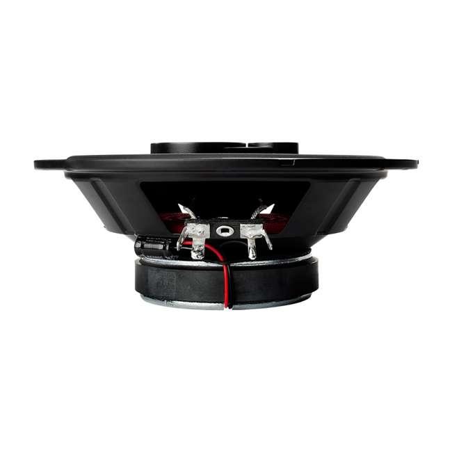 "R165X3-U-A Rockford Fosgate 6.5"" 90W 3 Way Car Audio Coaxial Speakers (Open Box) (4 Pack) 4"