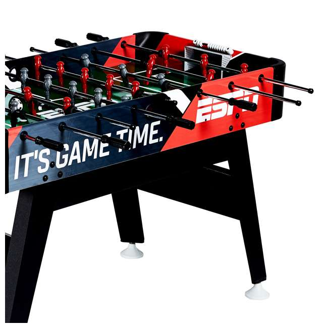 1625417 MD Sports ESPN 54-Inch Foosball Soccer Table with Accessories (2 Pack) 5