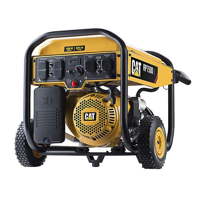 CAT-502-3690 RP7500 E Portable Generator