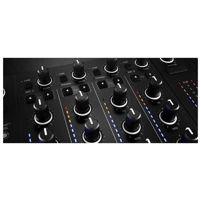 25221 Native Instruments Traktor Kontrol S4 4-Channel DJ System (2 Pack) 7