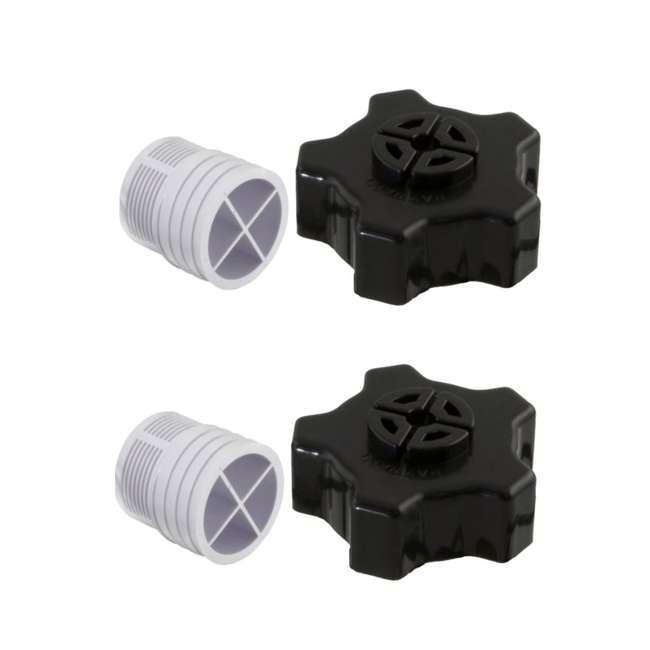 SX180LA Hayward Pool Pro Series Drain Cap, Screen, Gasket Replacement | SX180LA (2 Pack)