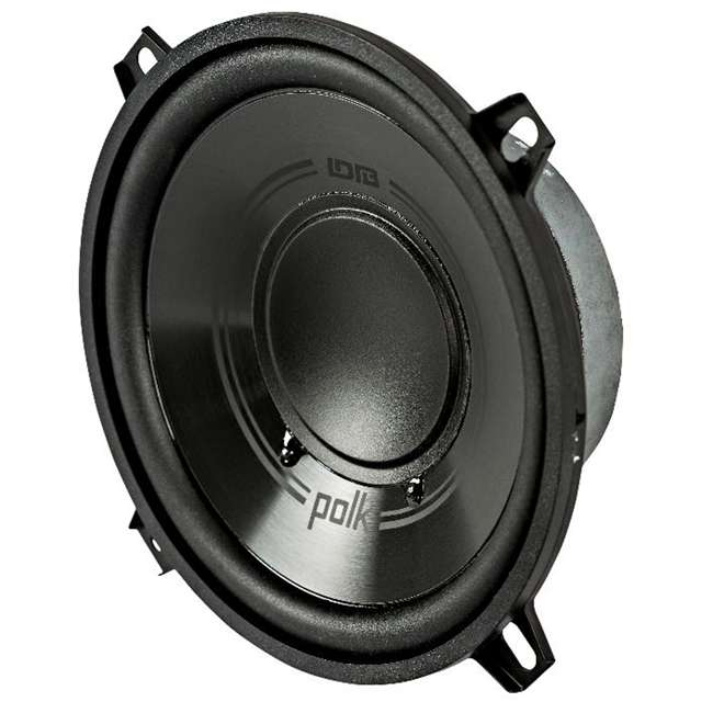 "DB5252 + CH6930 Polk Audio 5.25"" 300 Watt 2 Way + Boss 6x9"" CH6930 3-Way Speakers 2"