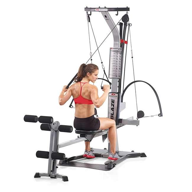 BOWFLEX-340000-OB Bowflex Blaze Home Gym 210-Pound Resistance Machine (Open Box) 2