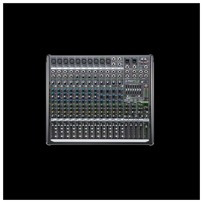 ProFX16v2-OB Mackie ProFX16v2 Live Sound 16-Channel Mixer (Open Box) 5