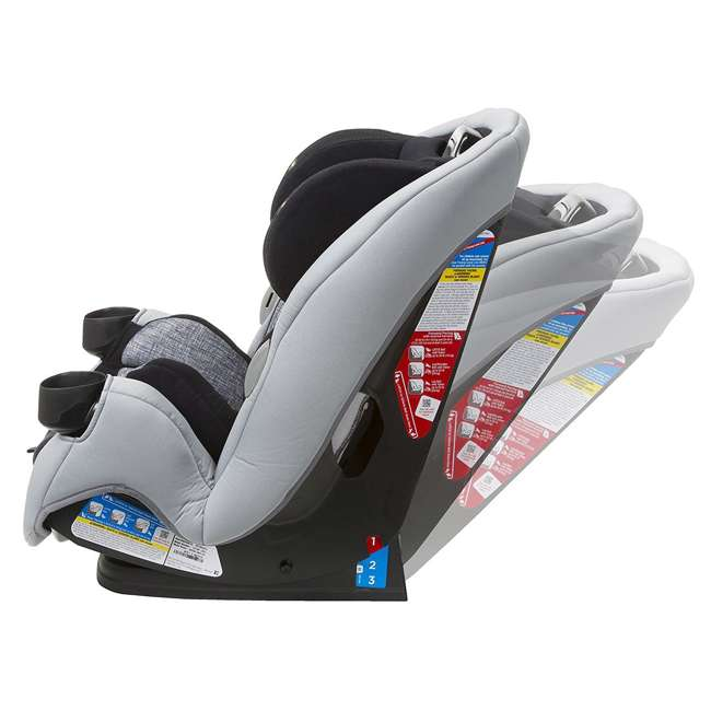 CC190ECJ Safety 1st Grow and Go Ex Air 3 In 1 Baby Convertible Car Seat (2 Pack) 3