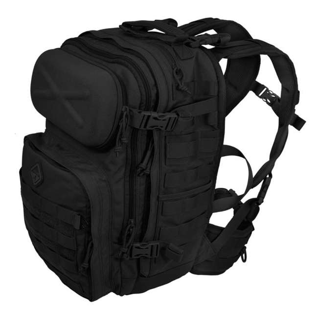 BKP-PTRO-BLK Hazard 4 Patrol Rotatable Thermo-Cap Daypack Backpack