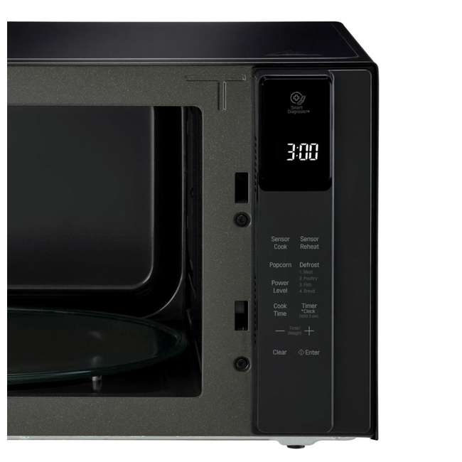 LMC1575BD-RB-U-A LG NeoChef Stainless Steel 1.5 Cubic Feet Microwave (Certified Refurbished) 1