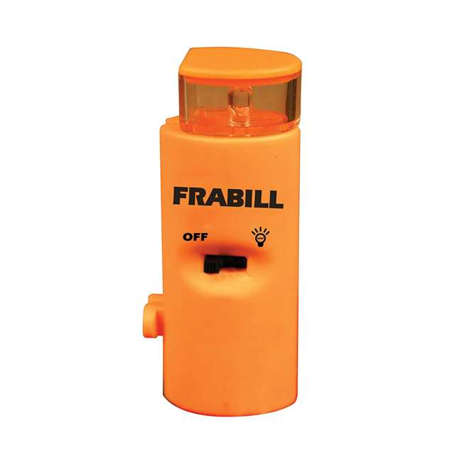 1681 Frabill 1681 Arctic Fire Ice Fishing Battery Powered Flashing LED Tip Up Light