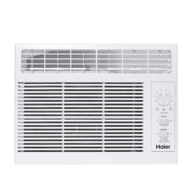QHV05LX Haier QHV05LX 5,050 BTU Electric Room Dehumidifying Window Air Conditioner Unit