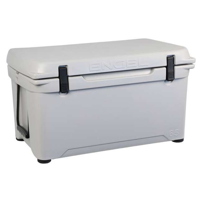 ENG65-G-U-A Engel Coolers 58 Quart 70 Can High Performance Roto Molded Ice Cooler (Open Box) 4