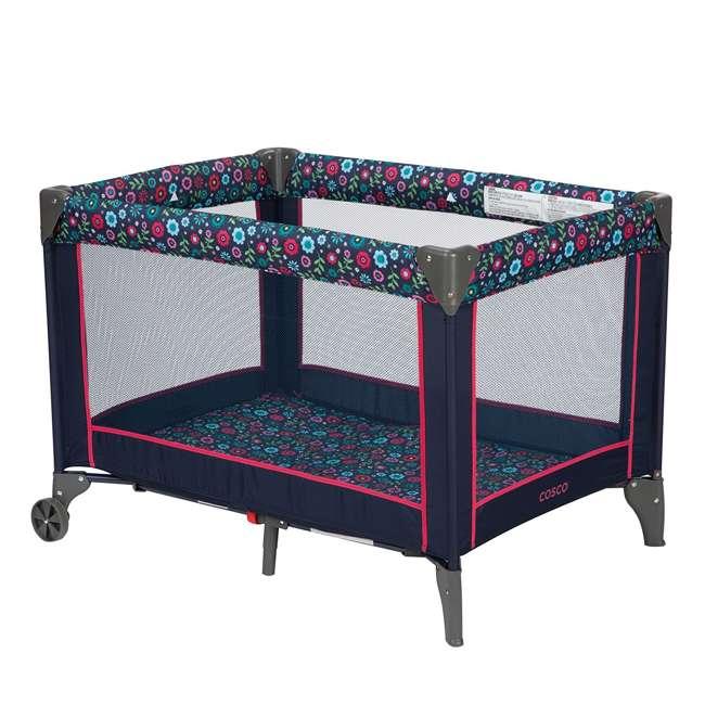 PY363DWD Cosco Funsport Portable Baby Play Yard, Flower Garden (2 Pack) 1