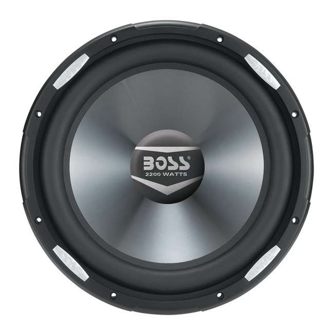 4 x AR10D Boss AR10D 10-Inch 2200W DVC Subwoofer (4 Pack) 1