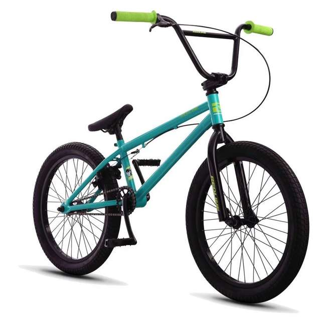 06-0510039 Redline Rival 20 Inch Childrens Kids Youth Freestyle BMX Bike Bicycle, Green