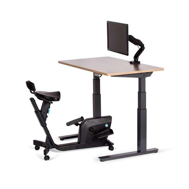 Solo-U-B LifeSpan Fitness Solo Under Desk Workout Cardio Stationary Bike w/ Seat (Used) 2