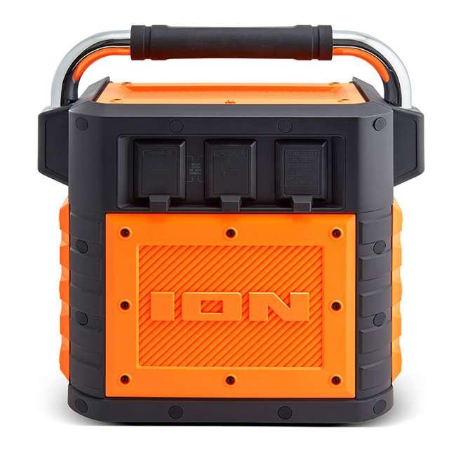 4 x iPA 81OR ION Audio Wireless Bluetooth Job Rocker Max Speaker (4 Pack) 3