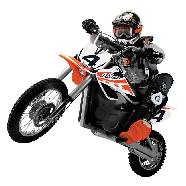 15165010 Razor MX650 Electric Dirt Rocket Bike (2 Pack) 2