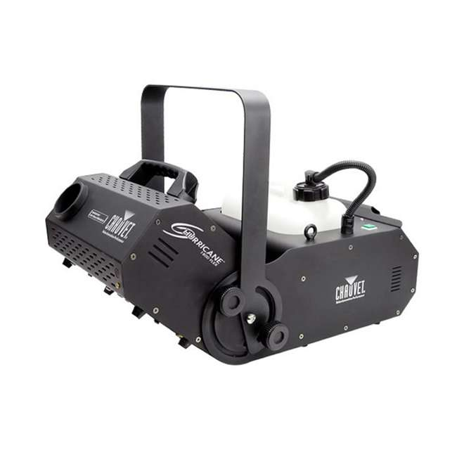 H1800FLEX + FC-W Chauvet H1800 FLEX Fog Machine + FC-W Wireless Remote 1