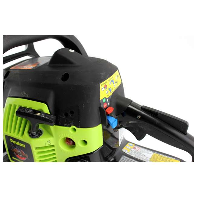 P3314-RB Poulan P3314 14-Inch 33cc Gas Chainsaw (Refurbished) 4