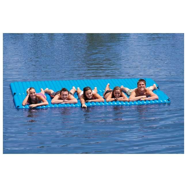 AHGP-6-OB AIRHEAD AHGP-6 Gang Plank Inflatable Floating Island Water (Open Box) 4