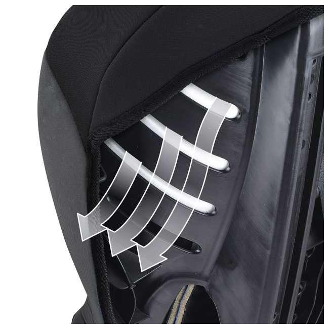 38312267 Evenflo Stratos 65 Forward/Rear Facing Convertible Car Seat, Pikes Peak Black 5