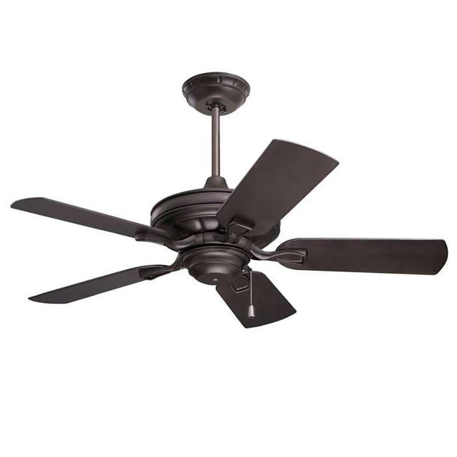 CF542ORB-OB Emerson 42-Inch Indoor Outdoor Veranda Wet Rated Ceiling Fan, Bronze (OPEN BOX) 1