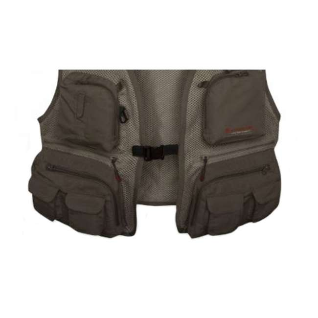 RED-5-FM007936-0506 Redington First Run Fly Fishing Vest, 2XL/3XL (2 Pack) 3