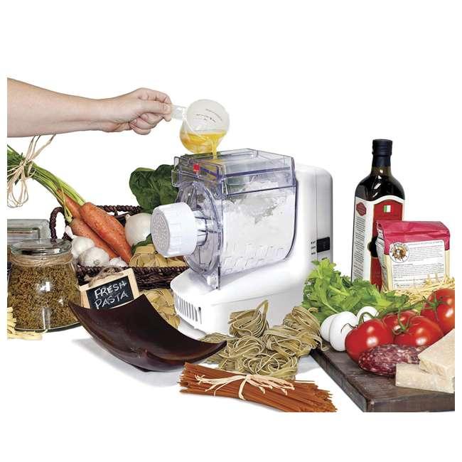 PM1305WHGEN Ronco Electric Pasta and Sausage Maker, White 1