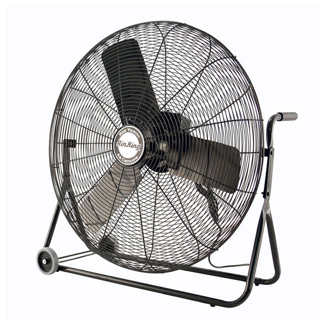 Air King Fans : Air king speed hp inch pivoting floor fan pack