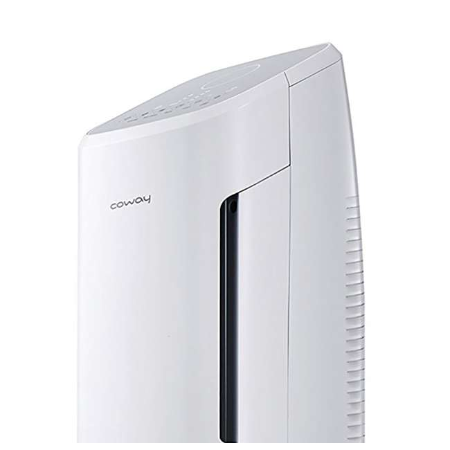 AP-1216L-U-A Coway 4 Stage Filtration Air Purifier Tower w/ True HEPA Filter, White(Open Box) 4