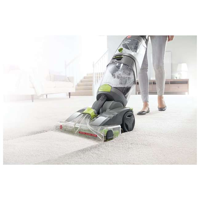 FH51200 + AH30320NF Hoover Dual Power Pro Deep Carpet Cleaner & Stain Remover 8