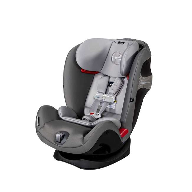 518002885 Cybex Gold Eternis S Convertible Infant Car Seat w/ SensorSafe, Manhattan Gray