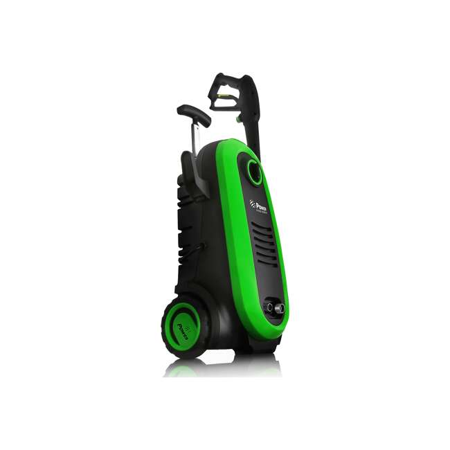 NXG-2200G-U-D Bloom USA PSI 1.76 GPM 14.5 Amps Electric Pressure Power Washer, Green (Damaged) 4