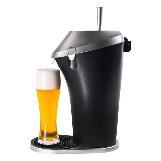 FZ101-U-B Fizzics Original Portable Beer Enhancement System w/ Micro-Foam Technology(Used) 1