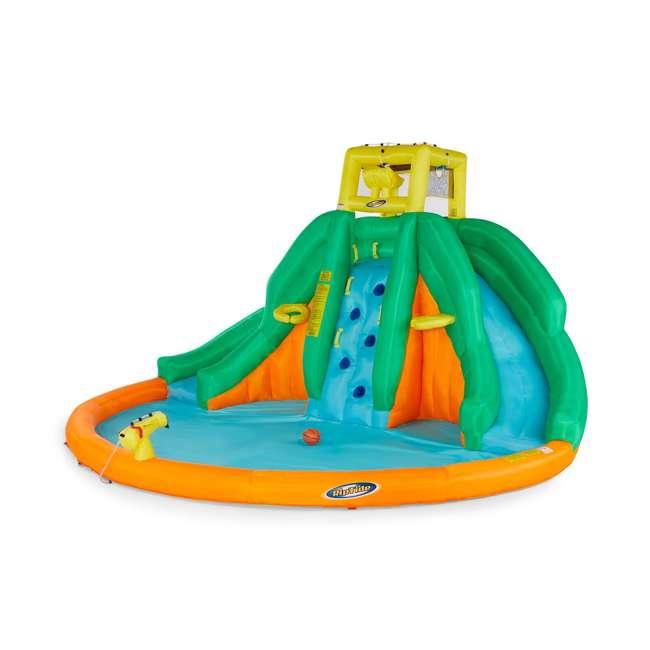 90475 Kahuna Twin Peaks Inflatable Water Slide Park 3