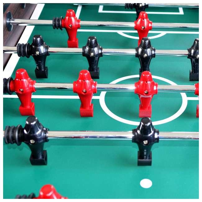 SOC054_047P Lancaster Gaming 54-Inch Foosball Game Room Table 1