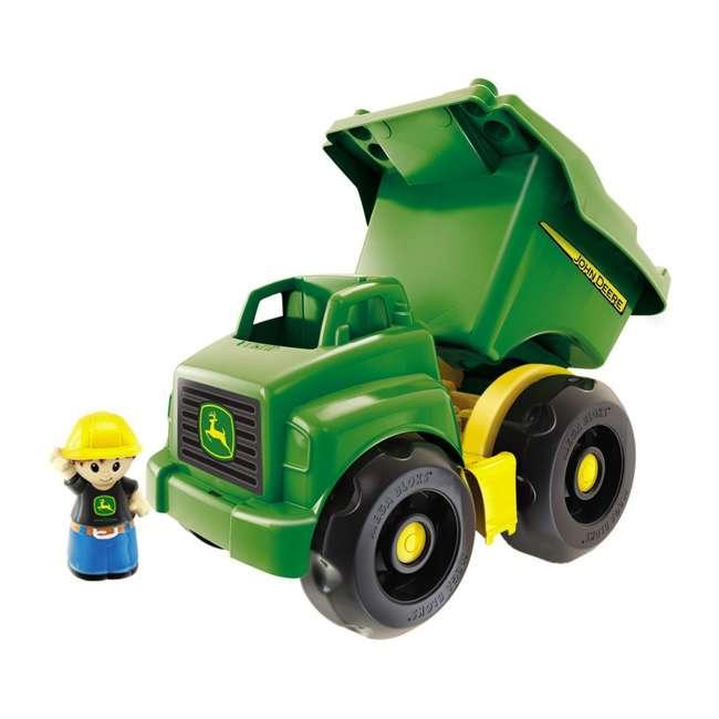DBL30 Mega Bloks John Deere Dump Truck