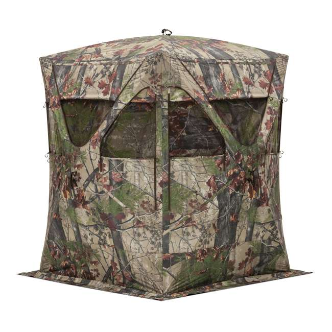 BARR-BM11BW-RB Barronett Blinds Big Mike Backwoods Ground Hunting Blind (Certified Refurbished)