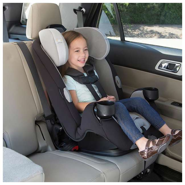 CC190ECJ Safety 1st Grow and Go Ex Air 3-in-1 Convertible Car Seat  4