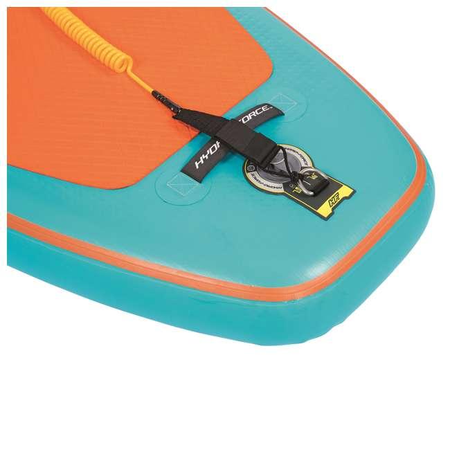 65312E-BW  Bestway Hydro-Force Huaka'i Tech 10 Foot Paddle Board 8