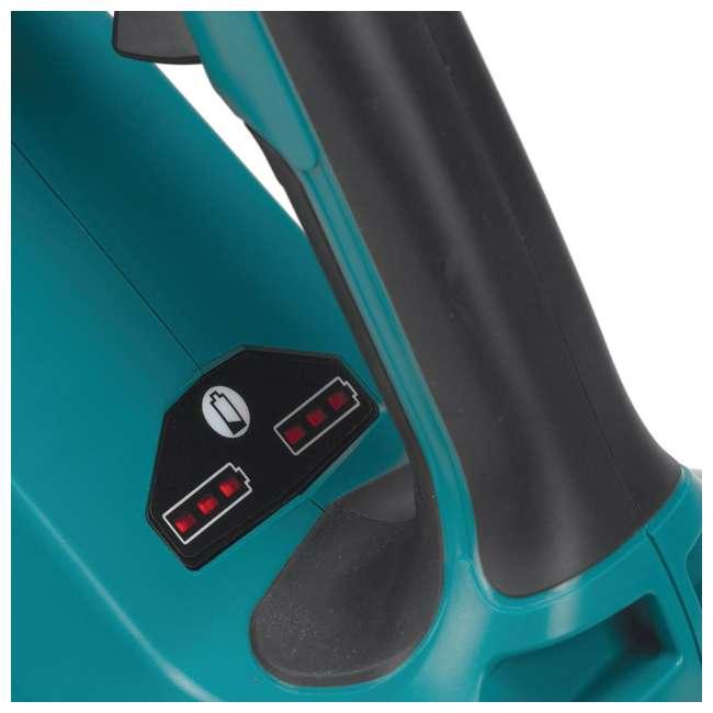 XBU02Z Makita 18-Volt X2 LXT Brushless Cordless Blower, Tool Only 1