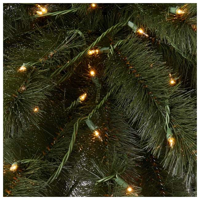 TV60GN519C00 6-Foot Double Pre-Lit Palm Trees with 255 Incandescent Lights 1