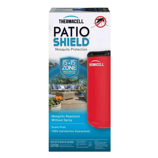 MRPSR Thermacell Outdoor Insect Repeller & 12-Hour Mosquito Repellent Refill (2 Pack) 6