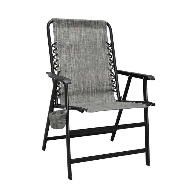 CVANXFC01122-2PK Caravan Canopy Infinity Suspension Chair w/ Cupholder (2 Pack) 1