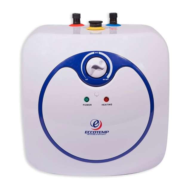 EM-4.0 Eccotemp EM 4 Gallon Under Sink Electric Mini Storage Tank Hot Water Heater