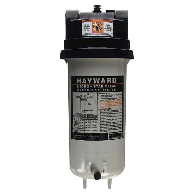 C225 Hayward C225 Swimming Pool Replacement Cartridge Filter (2 Pack) 1
