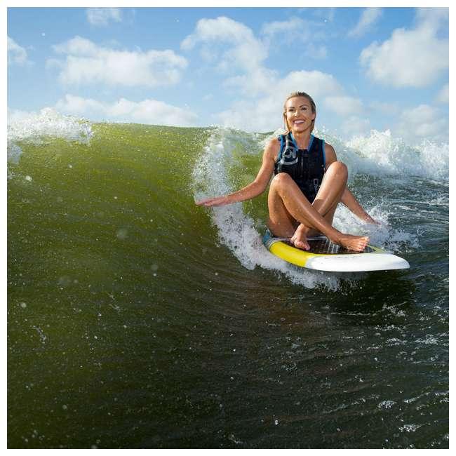 2191174-MW O'Brien Watersports Pike Foam Deck Ultralight Stringer Core Wakesurf Board 3