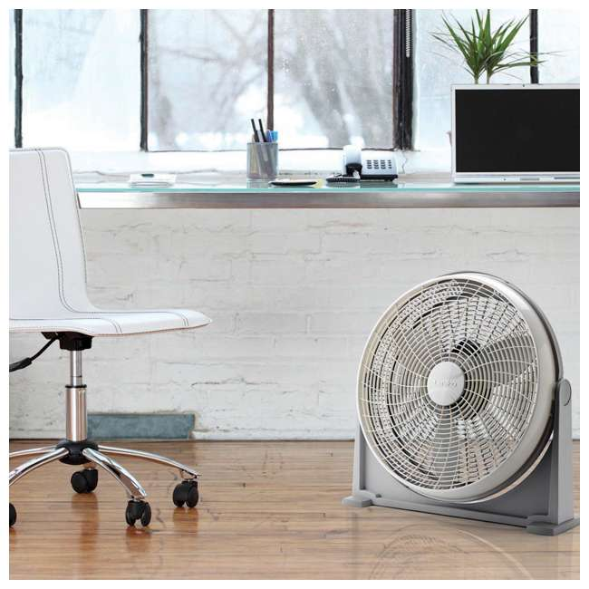 LKO-A20100-TX Lasko 20 Inch Air Circulator Fan 1