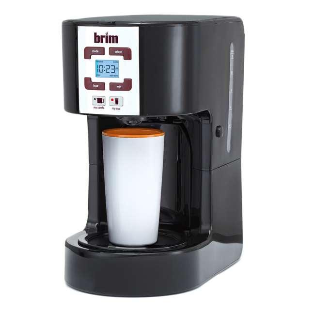 CM-105_EGB-RB BRIM Size Wise Programmable Coffee Maker Station, Black (Certified Refurbished) 3