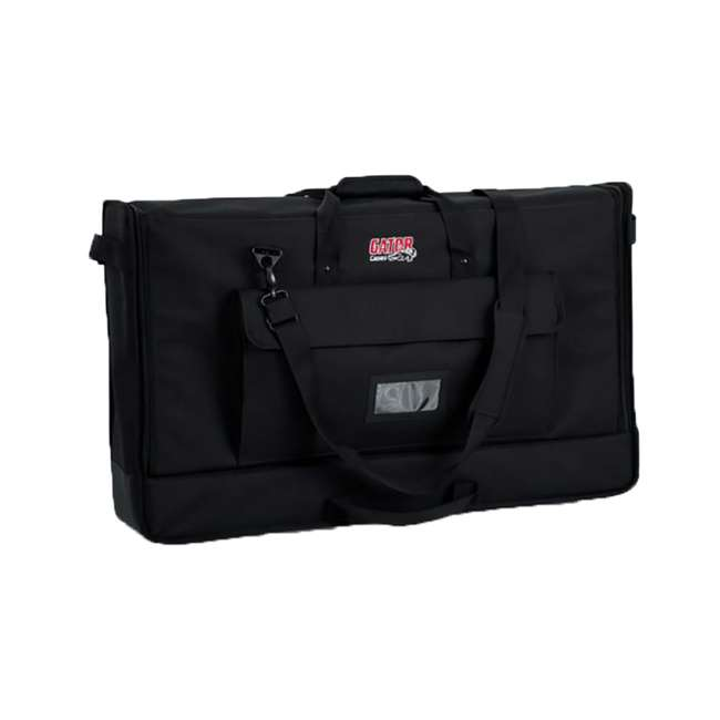 G-LCD-TOTE-MD Gator Cases Medium Padded LCD Screen Transport Bag 5